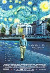 Review: Midnight in Paris, 2011, dir. Woody Allen