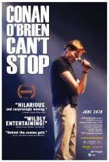 Review: Conan O'Brien Can't Stop, 2011, dir. Rodman Flender