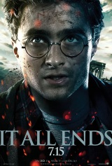 Review: Harry Potter and the Deathly Hallows, pt. 2, 2011, dir. David Yates