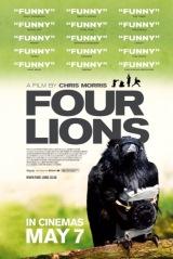 Review: Four Lions, 2010, dir. ChrisMorris