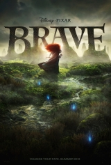"Princesses and Arrows: Pixar's ""Brave"" Trailer"