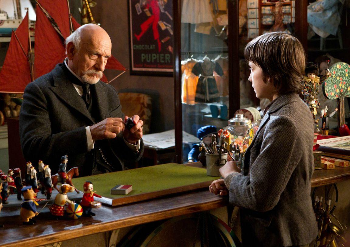 Review Hugo 2011 Dir Martin Scorsese A Constant Visual Feast