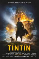 Review: The Adventures of Tintin: The Secret of the Unicorn, 2011, dir. Steven Spielberg