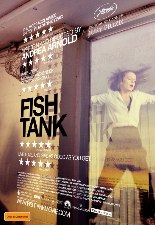 Review fish tank 2009 dir andrea arnold a constant for Fish tank full movie