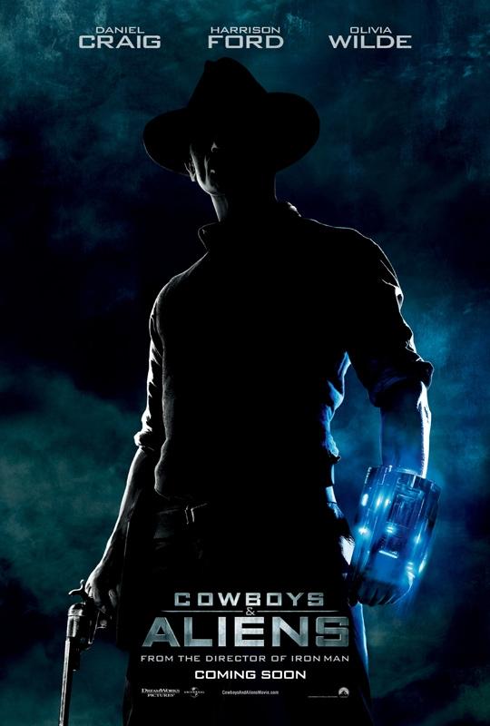 Review Cowboys Aliens 2011 Dir Jon Favreau A Constant Visual Feast