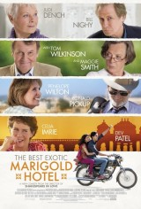 Review: The Best Exotic Marigold Hotel, 2012, dir. John Madden