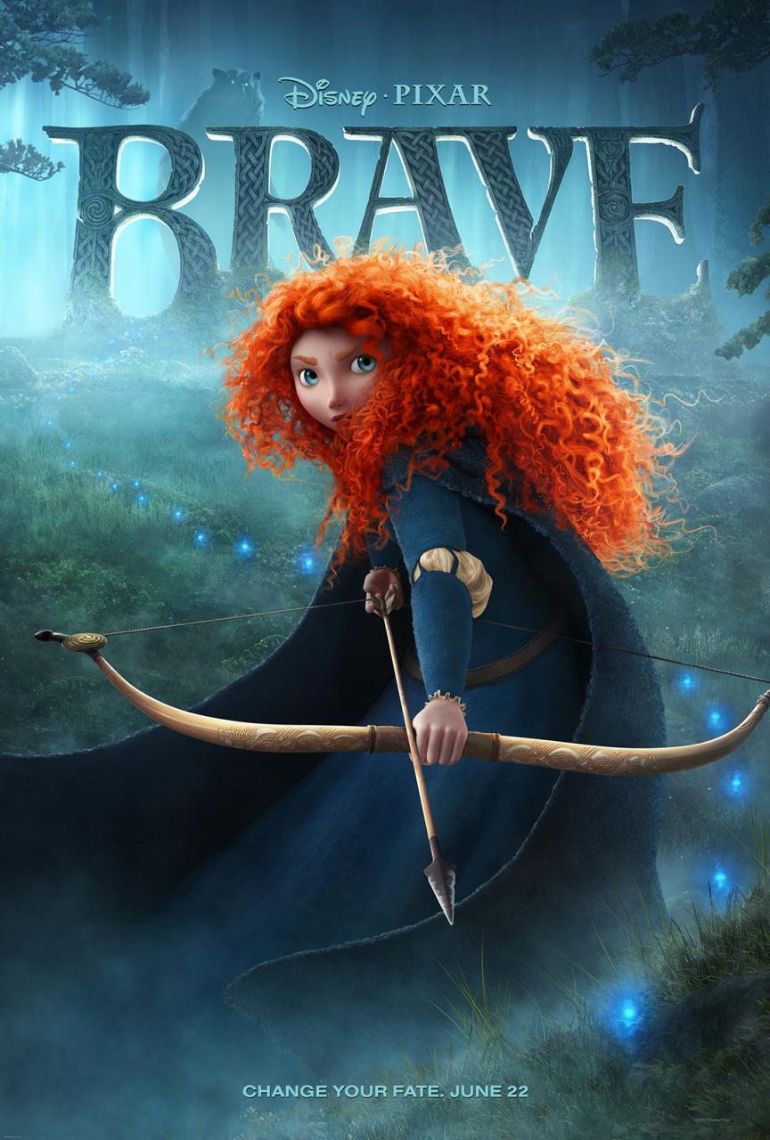 Brave (2012) movie