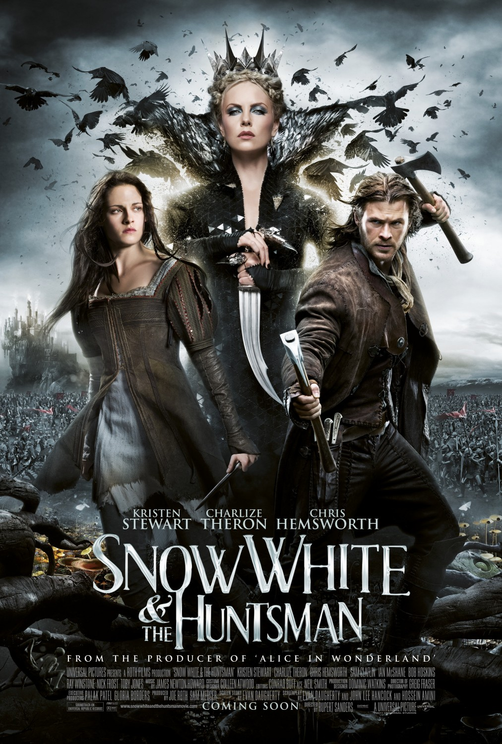 See Talk Review Snow White And The Huntsman Dir Rupert