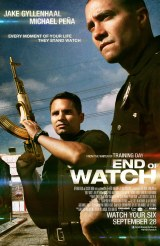 Double Take Go, See, Talk! Review: End of Watch, 2012, dir. David Ayer