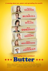 Review: Butter, 2012, dir. Jim Field Smith