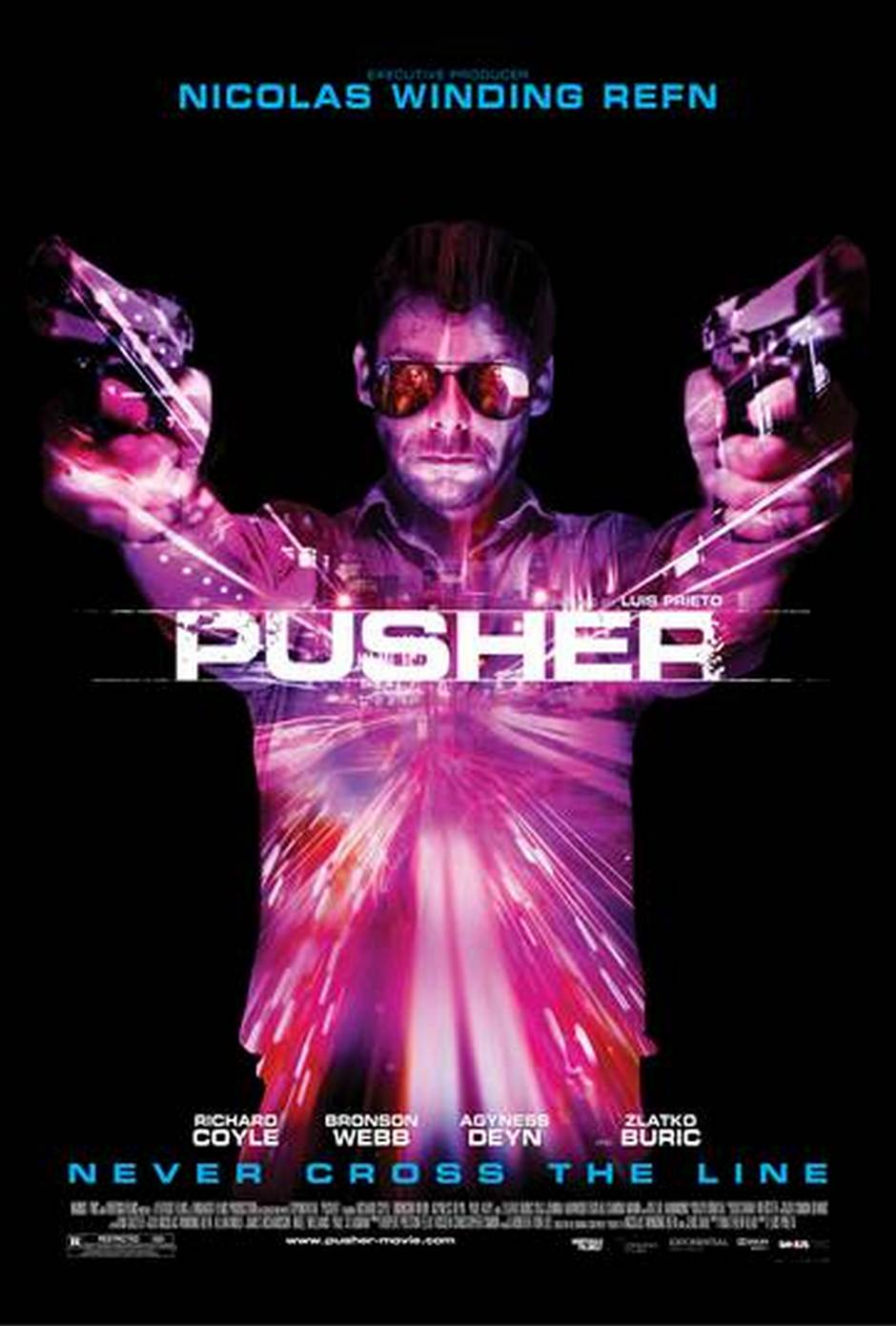 Pusher (2012) affiche