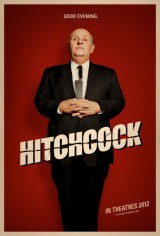 Review: Hitchcock, 2012, dir. Sacha Gervasi