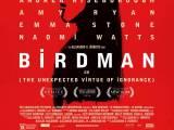 Review: Birdman, 2014, dir. Alejandro GonzálezIñárritu