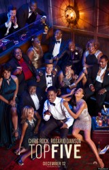 Review: Top Five, 2014, dir. Chris Rock