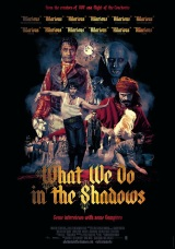 Review: What We Do in the Shadows, 2015, dir. Taika Waitit & Jemaine Clement