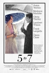 Review: 5 to 7, 2015, dir. VictorLevin