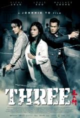Review: Three, 2016, dir. JohnnieTo
