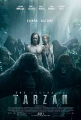 Review: The Legend of Tarzan, 2016, dir. David Yates