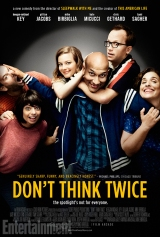 "Interview: Mike Birbiglia & Chris Gethard, ""Don't Think Twice"""