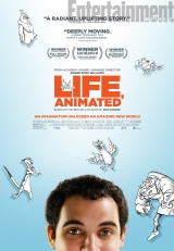 Review: Life, Animated, 2016, dir. Roger RossWilliams