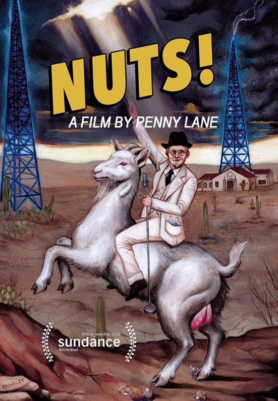 NUTS!Poster