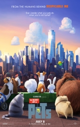 Review: The Secret Life of Pets, 2016, dir. Chris Renaud & Yarrow Cheney