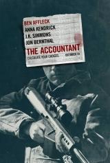 Review: The Accountant, 2016, dir. GavinO'Connor