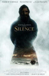 Review: Silence, 2016, dir. MartinScorsese