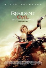 Review: Resident Evil: The Final Chapter, 2017, dir. Paul W.S. Anderson