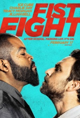 Review: Fist Fight, 2017, dir. Richie Keen