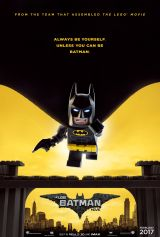 Review: The Lego Batman Movie, 2017 dir. Chris McKay