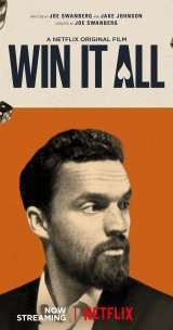 Review: Win it All, 2017, dir. Joe Swanberg
