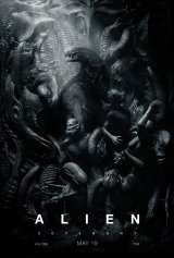 Review: Alien: Covenant, 2017, dir. Ridley Scott