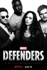 The Defenders Proves That We Need Fewer Superhero Teamups