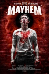 Interview: Steven Yeun, Mayhem