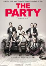 Review: The Party, 2018, dir. Sally Potter
