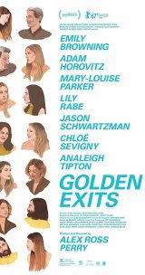 Review: Golden Exits, 2018, dir. Alex Ross Perry
