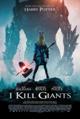 Review: I Kill Giants, 2018, dir. Anders Walter