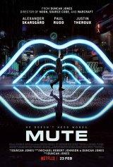 Review: Mute, 2018, dir. DuncanJones