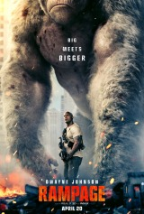 """'Rampage' Is Smart Enough to Know It's Dumb Fun"""