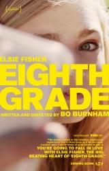 Review: Eighth Grade, 2018, dir. BoBurnham