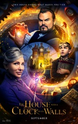 Review: The House with a Clock in Its Walls, 2018, dir. EliRoth