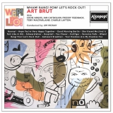 Review: Art Brut, Wham! Bang! Pow! Let's Rock Out!