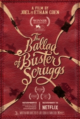 """""""The Ballad of Buster Scruggs, The Coen Brothers' New Netflix Movie, Is What TV Wishes It CouldBe"""""""