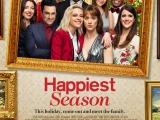 """'Happiest Season's Kristen Stewart and Mackenzie Davis Bolster Christmas Pap with QueerIdentity"